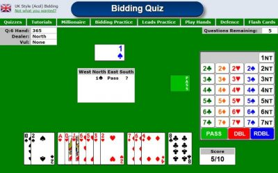 How to play the card game bridge