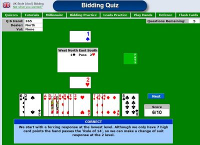 How to bid in bridge